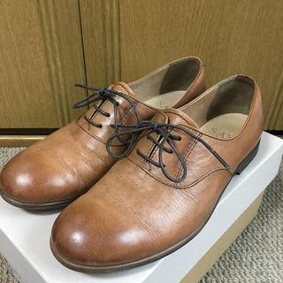 サヤ(SAYA)のSAYA ローファー天然皮靴(ローファー/革靴)