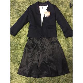 ビームス(BEAMS)のジャケット+ブラウス+スカート(スーツ)