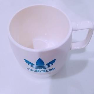 アディダス(adidas)のadidasコップ(ノベルティ)(ノベルティグッズ)