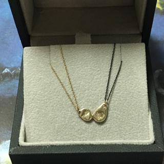ゴンドア(gondoa)のトエル K10 ダイヤモンド 契り ネックレス(ネックレス)