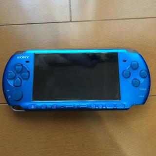 PlayStation Portable - PSP(青)