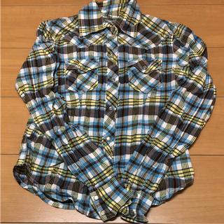 チョコホリック(CHOCOHOLIC)のチェックシャツ(シャツ/ブラウス(長袖/七分))