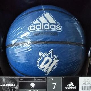 adidas - adidas アディダス バスケットボール 7号球 インドア アウトドア 皮革