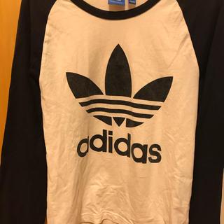 アディダス(adidas)のadidas originals ロンT(Tシャツ/カットソー(半袖/袖なし))
