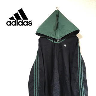 アディダス(adidas)の90s adidas アノラックパーカー ナイロンジャケット(ナイロンジャケット)
