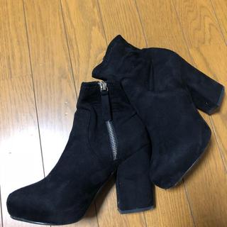 ココディール(COCO DEAL)のショートブーツ(ブーツ)