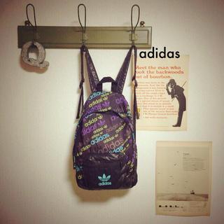 アディダス(adidas)の32✳︎adidas(リュック/バックパック)