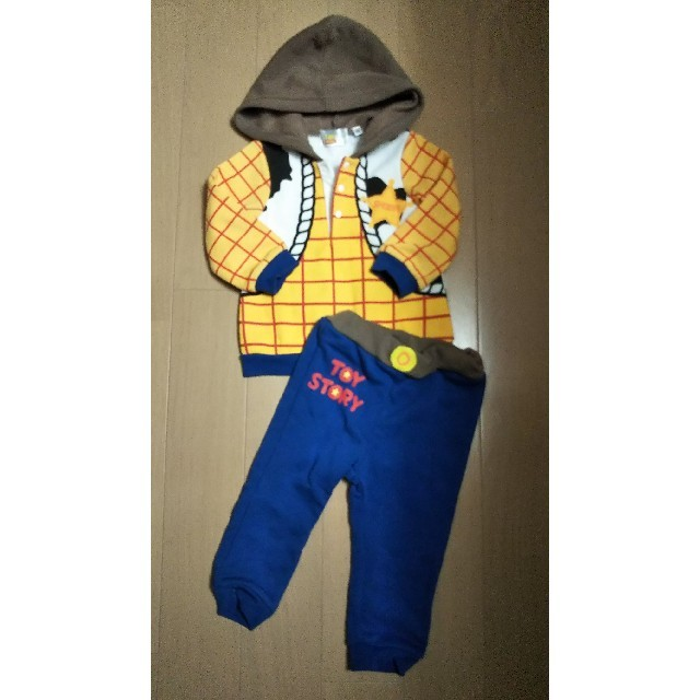 Disney(ディズニー)のトイストーリー キッズ/ベビー/マタニティのベビー服(~85cm)(トレーナー)の商品写真