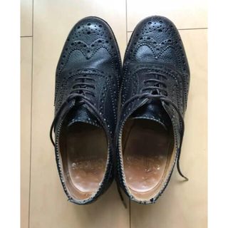 サンダース(SANDERS)のvintage sanders(ローファー/革靴)