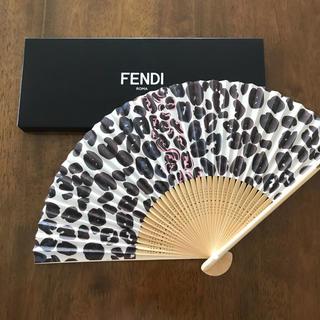 フェンディ(FENDI)の【新品・付録のみ】Numero TOKYO 7月号 フェンディ扇子(ファッション)
