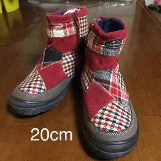 シマムラ(しまむら)の女の子ブーツ[新品]20cm(ブーツ)