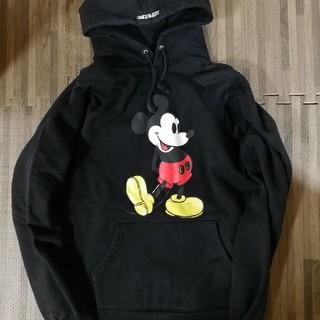 シュプリーム(Supreme)のSupreme×Disney Mickey Hoodie 09AW Mサイズ(パーカー)