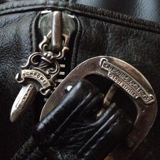 クロムハーツ(Chrome Hearts)のクロムハーツ オールド メッセンジャーバッグ(メッセンジャーバッグ)