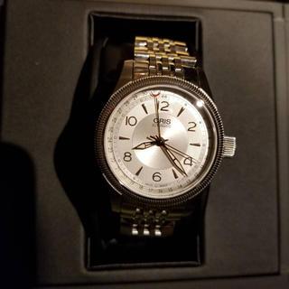 オリス(ORIS)のORIS オリス ビッククラウン ポインターデイト  腕時計(腕時計(アナログ))