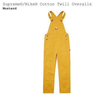シュプリーム(Supreme)のSupreme Nike Cotton Twill Overalls (サロペット/オーバーオール)