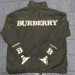 バーバリー(BURBERRY)のBurberry London バーバリー フリース ジャンパー コート (その他)