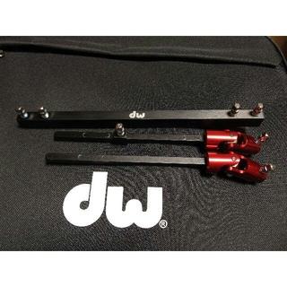 DW SP211 ツインペダル用ドライブシャフト(ペダル)