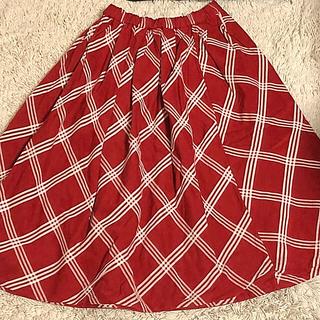 トゥーパーセントトウキョウ(2% TOKYO)の2%TOKYO♡リバーシブルスカート(ひざ丈スカート)