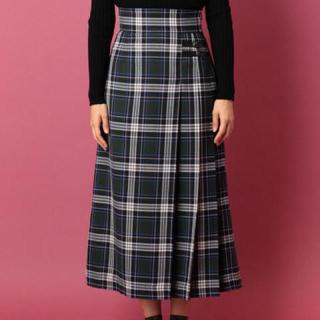 デイシー(deicy)のDEICY♡チェックプリーツスカート(ひざ丈スカート)
