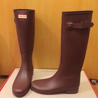 ハンター(HUNTER)のハンター レインブーツ DULSE UK5 ダルス(レインブーツ/長靴)