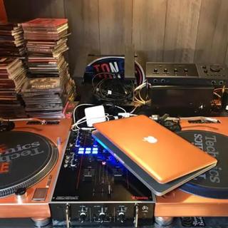 DJ機材セット(ターンテーブル)