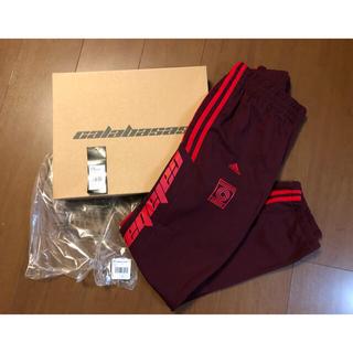 アディダス(adidas)のYEEZY  カラバサス TRACK PANT 人気色 Sサイズ(ワークパンツ/カーゴパンツ)