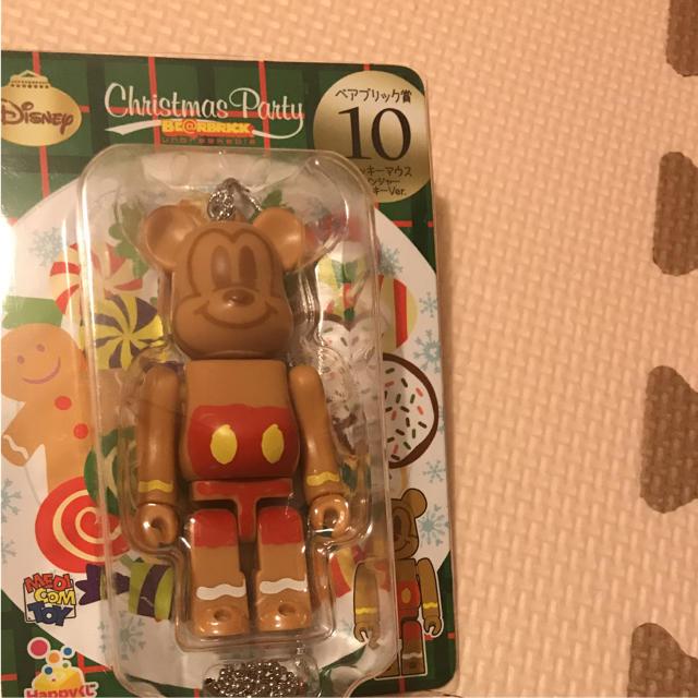 MEDICOM TOY(メディコムトイ)のベアブリック ミッキー エンタメ/ホビーのおもちゃ/ぬいぐるみ(キャラクターグッズ)の商品写真
