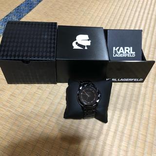 カールラガーフェルド(Karl Lagerfeld)のカールラガフェルド 時計(腕時計(アナログ))