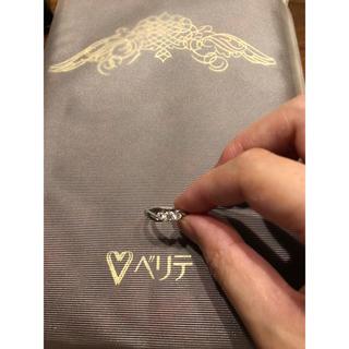 ダイヤモンド指輪、ダイヤモンドリング、保証書付き(リング(指輪))