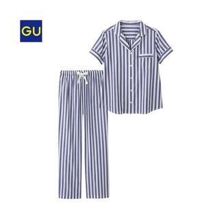 ジーユー(GU)のGU ストライプパジャマ(パジャマ)