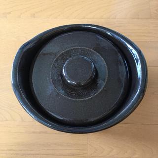 ムジルシリョウヒン(MUJI (無印良品))の☆まりんこ様専用☆無印 おこげ土鍋 3合炊き(鍋/フライパン)