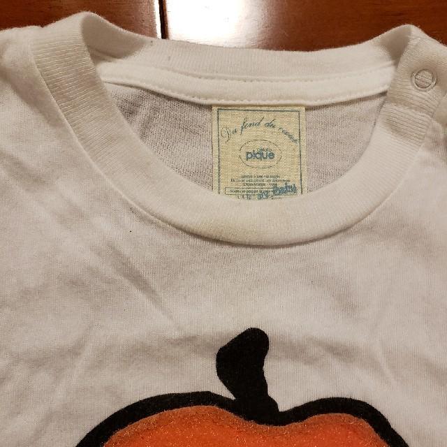 gelato pique(ジェラートピケ)のハロウィンTシャツ キッズ/ベビー/マタニティのベビー服(~85cm)(Tシャツ)の商品写真
