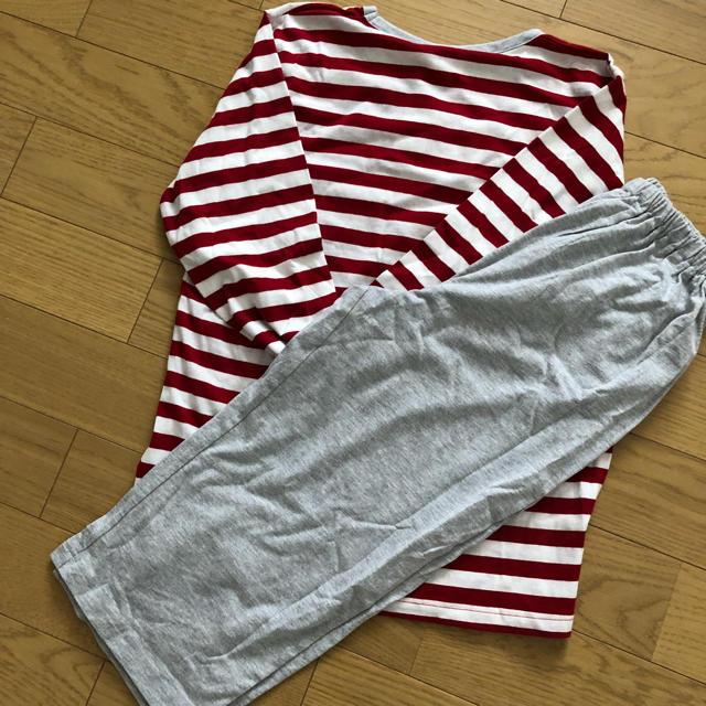 しまむら(シマムラ)の新品★ウォーリーの七分袖パジャマ★L レディースのルームウェア/パジャマ(パジャマ)の商品写真