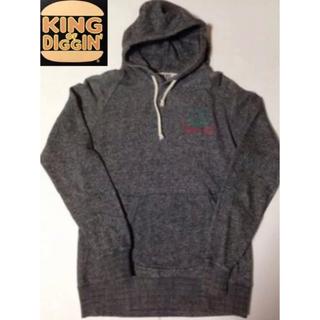 キングオブディギィン(KING OF DIGGIN')のKING OF DIGGIN:キングオブディギン MURO スウェット パーカ(パーカー)