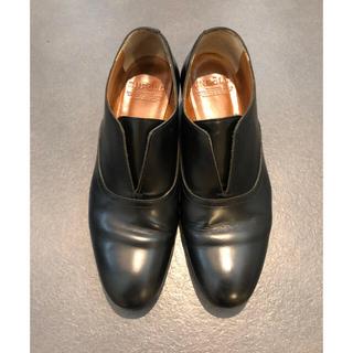 エンフォルド(ENFOLD)のENFOLD エンフォルド シューズ ブラック 37(ローファー/革靴)