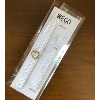 ウィゴー(WEGO)のWEGO  チョーカーセット♪(ネックレス)