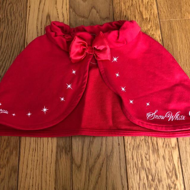 Disney(ディズニー)の白雪姫☆ハロウィン 90センチ キッズ/ベビー/マタニティのキッズ服 女の子用(90cm~)(ワンピース)の商品写真
