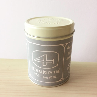 キャトルセゾン(quatre saisons)のキャトルセゾン カレルチャペック 紅茶缶 空き缶(容器)
