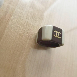 シャネル(CHANEL)のシャネル 正規品 アンティークリング(リング(指輪))