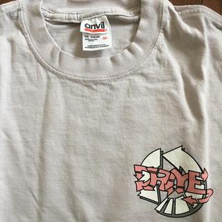 アンビル(Anvil)の新品未使用品 値下げ!GLAY anvil メンズ Tシャツ M 薄紫(Tシャツ/カットソー(半袖/袖なし))