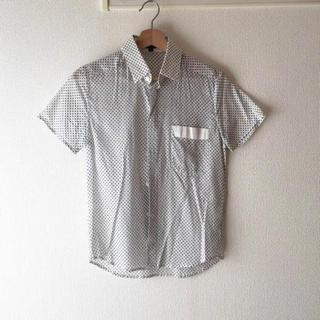 クリスヴァンアッシュ(KRIS VAN ASSCHE)のクリスヴァンアッシュ シャツ(シャツ/ブラウス(半袖/袖なし))