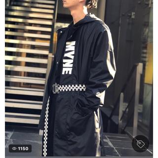ミハラヤスヒロ(MIHARAYASUHIRO)の[MYne] WALK THIS WAY レインコート (18SS)(その他)