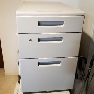 mijuさん専用 オフィス家具 ワゴン 3段引き出し 使用6か月(その他)