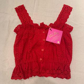 リルリリー(lilLilly)のLillilly❤︎新品未使用(Tシャツ(半袖/袖なし))