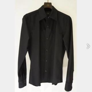 エイケイエム(AKM)のAKM achromatic PLAINWOOL SHIRT メンズ シャツ(シャツ)
