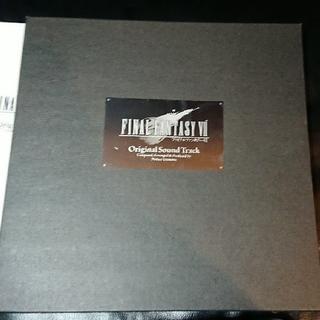 スクウェアエニックス(SQUARE ENIX)のファイナルファンタジーVII オリジナルサウンドトラック リミテッドエディション(ゲーム音楽)