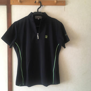 オノフ(Onoff)の【美品】ONOFF オノフ レディース ゴルフウェア ゴルフシャツ ポロシャツ(ウエア)