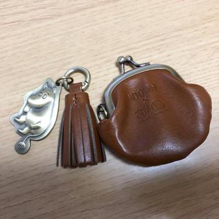 スタディオクリップ(STUDIO CLIP)のムーミン がま口 コインケース 小銭入れ(コインケース)