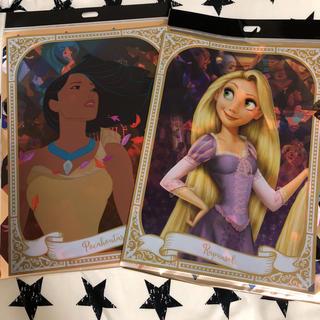 Disney - ディズニー クリアファイル