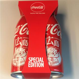 コカ・コーラ - 【未開封・新品】コカコーラ 2018年 限定 広島県カープモデルボトル2本セット